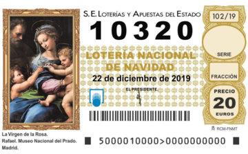 Ya tenemos la lotería de Navidad
