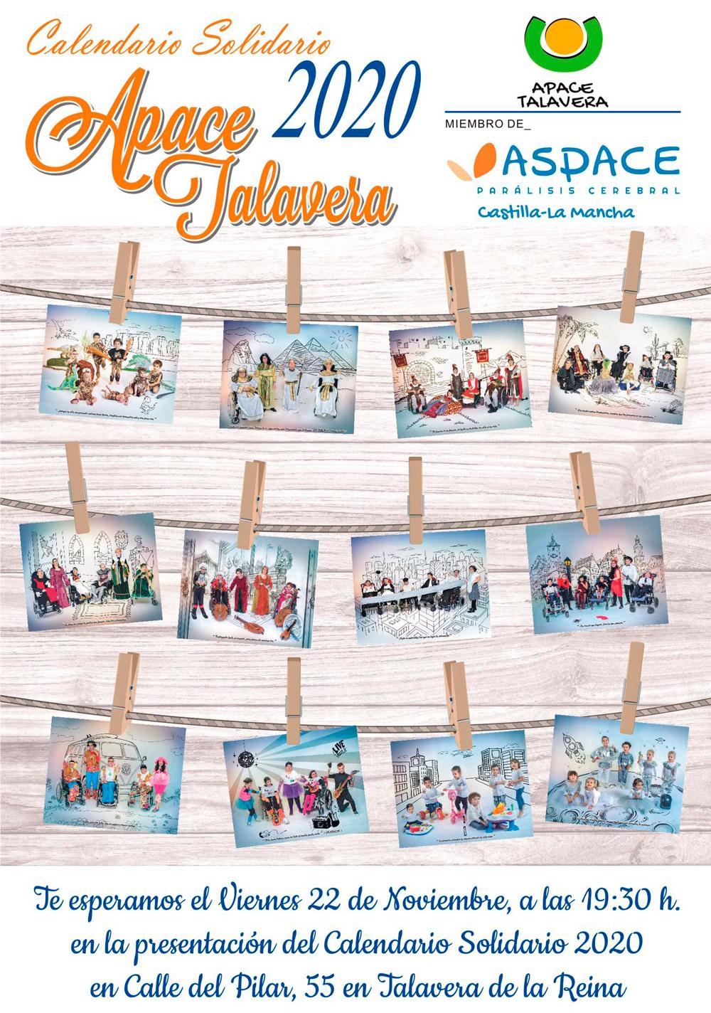 Calendario Solidario 2020